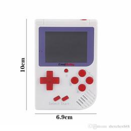2019 jeux vidéo à succès CoolBaby RS-6 Portable Mini Console de jeu portable couleur rétro LCD Jeu de jeu pour FC Jeu A-ZY