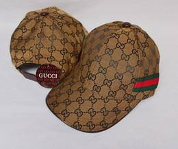 Wholesale Ladies Fashion Caps Hats - Designer brand baseball cap The new fashion lady sun hat wholesale
