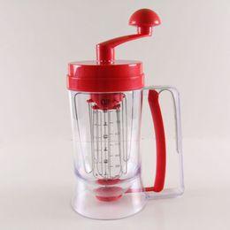 Wholesale Distributors Machines - Wholesale- Hand-stirred batter dispenser cup cake bakeware distributor PANCAKE MACHINE DIY