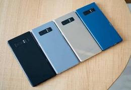 загрузить goophone sim бесплатно Скидка Новейший Note 8 6,3-дюймовый телефон Goophone Note 8 Quad Core Android 7.1 1G / 8G Показать поддельные 128 ГБ ROM Поддельные 4G LTE разблокированный смартфон свободный корабль