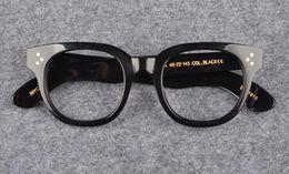 e00ac621ea7 New Arrived Fashion brand retro vintage brand Moscot VILDA johnny depp  prescription glasses optical eyeglasses spectacle frame