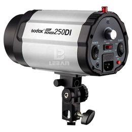 Wholesale strobe light godox - GODOX Photographic Mini Lighting Studio flash strobe 250W 220V or 110V