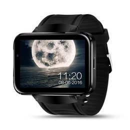 3g smart watches Coupons - DM98 3G Smart watch with Message content display GSM call WCDMA smart Android system bluetooth 4.0 fitness data tracking wrist watch