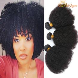 Perulu Afro Kinky Kıvırcık 3 Demetleri Işlenmemiş Perulu Bakire Insan Saç Uzantıları Afro Kinky Kıvırcık Demetleri supplier unprocessed afro kinky virgin hair extensions nereden işlenmemiş afro kinky bakire saç uzantıları tedarikçiler