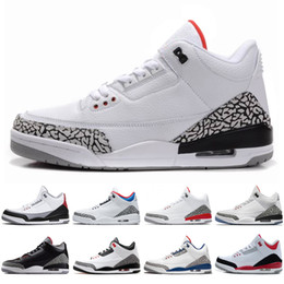 green cotton throw Promo Codes - Mens Basketball Shoes Black White Cement Free Throw Line JTH NRG Tinker Hartfield Seoul Korea Cyber Monday men Sports Trainers III Sneakers