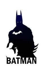 Wholesale batman car window - Car Styling For Decal Vinyl Truck Car Sticker - DC Comics Batman Bruce Wayne