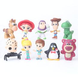 Цены на транспортные средства онлайн-10cps набор оптовая цена 513 бас свет year2 модель персонажа кукла дети подарок игрушки висячие украшения автомобиля установлен орнамент кукла