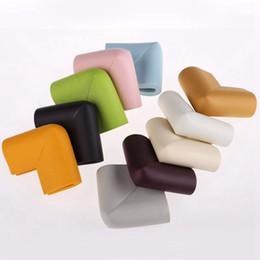 2019 mesa em forma de u Beideli nova chegada crianças tabela de proteção 10 cores sólidas almofadas opcionais em cantos design grosso canto protetor em forma de u desconto mesa em forma de u