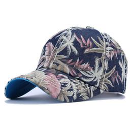 d8d5873d3d5 NEW Men Women Baseball Cap Snapback Printing Flowers Couple Hip Hop Hats  Quality Cotton Caps