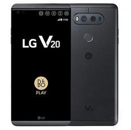 Argentina 5.7 Pulgadas LG V20 H910 ATT Qualcomm Snapdragon 820 GSM 4G LTE Android Dual Sim 4GB / 64GB 16MP desbloqueado reacondicionado teléfonos celulares Envío Gratis supplier cell gsm phone sim Suministro