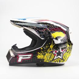 Casco pieno faccia delle donne online-Mark P Motorcross Helmet ATV Motorcycle Racing Caschi da mountain bike da uomo Full Face AM DH all seasons Caschi modulari S M L XL XXL