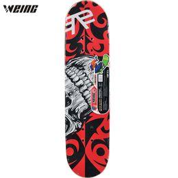 esportes freestyle Desconto 2018 WEING Chegam Novas Freestyle Skate Impressão Graffiti para Adulto ou Crianças FLash Roda Ao Ar Livre Esportes Radicais Hoverboard