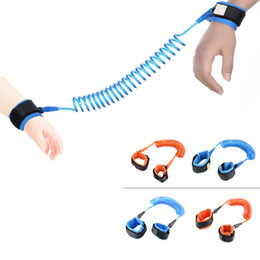 Wholesale Anti Lost Belt - Baby Safety & Gear Child Wrist Leash Walking Harness Anti Lost Adjustable Traction Rope Reminder Toddler Wristband Walk Assistant belt