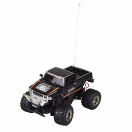 Wholesale die cast toys - 2017 1:58 Radio RC Buggy Remote Control Car Rechargeable Die-casting Car Off Road Truck Model RC Vehicle Electric Toys Gift