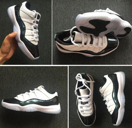 Wholesale Mens Basketball Shoes Best - Wholesale Low Easter 11 Emerald Iridescent 11s Mens basketball shoes Best Quality Sports Shoes With Box Men Basketball Shoes Sneakers