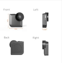 Wholesale cctv camera body - VRFEL Latest C3 Mini Camera HD720P Wireless Network CCTV Smartphone Remote IP Wearable Mini Camera Motion Sensor Body