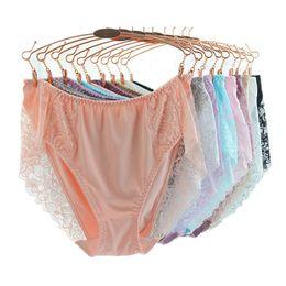 Alicia Ji XXXL Ropa Interior Femenina Sexy Hot Plus Size Women Lingerie  High Rise Underwear Women Panties Soft Solid Briefs woman underwear xxxl  promotion 14f8d69be