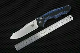 coltelli fisici tattici coltelli kydex Sconti 9''New M390 Blade G10 Handle AXIS Lock Coltello da tasca pieghevole 810