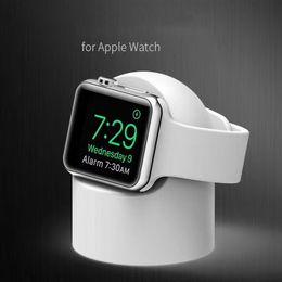 2019 fitbit flex ladegerät Mini-magnetische Absorption drahtloses Ladegerät für iwatch 1 2 3 Dock-Station, die für Apple-Uhr-Reihe mit Kleinpaket auflädt