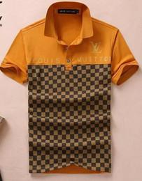 Nouveau 2018 vêtements de gros hommes G T-shirts plein écran tigre impression hip hop vêtements chemises de designer pour hommes, plus la taille blue Khaki 815 ? partir de fabricateur