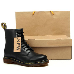 Wholesale dr browns pink - 2017 DR sport boots Martens 1460 Sweetheart Martin boots for winter Outdoor Shoes high top sneaker black fear god champions
