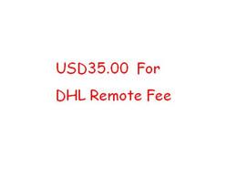Spezieller Link für die Zustellung von DHL Remote Area von Fabrikanten