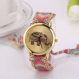 7032a440fb74 Distribuidores de descuento Tejido De Cuerda Reloj | Tejido De ...