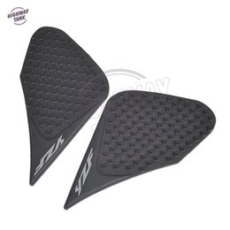 Wholesale Tank Cases - Motorcycle Protector Sticker Decal Gas Knee Grip Tank Traction Pad Side Case for YAMAHA YZF R15 R25 R3 2013-2016