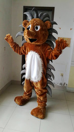 c929ad381 Brown Hedgehog Mascot Online | Brown Hedgehog Mascot Online en venta ...