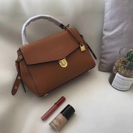 976fe8400efb New arrival Fashion women shoulder bag leather brand Handbag Lady chain bag  Top quality factory price size 27 20cm free shipping