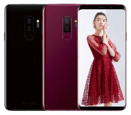 2019 4g lt chinesischen android entriegelt Entsperrt Dual-SIM-Telefon chinesische Goophone S9 Octa Core 4G RAM 128G ROM Gezeigt 4G LTE 6,2 Zoll HD-Smartphones günstig 4g lt chinesischen android entriegelt