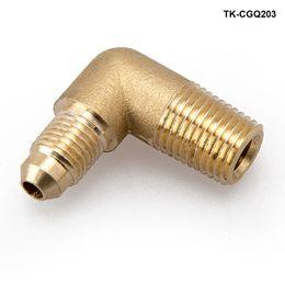 2019 turbo-turbolader-kompressor NEUE Turbolader Kompressor Messing Boost Nippel Schlauchanschluss Turbo 1/4