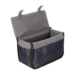 2019 schutzkamerataschen Portable Camera Insert gepolsterte Tasche für DSLR Klappteiler Trennwand Schutzhülle Tasche grau rabatt schutzkamerataschen