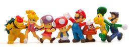 bambole di mano Sconti 8 Super Mario Mario vive una mano selvaggia fai-da-te per fare la bambola di costruzione di carne da giardinaggio micro paesaggio V V2