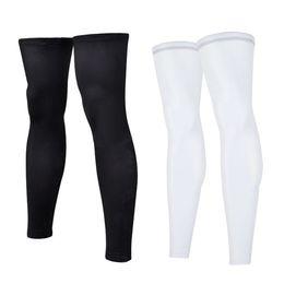 Wholesale Sports Leg Sleeves - Men Cycling Leg Warmers Outdoor Sports MTB Bike Cycling Leg Sleeve Knee Warmer Bicycle Leg Warmers Sports Cycle Leggings Legwarmers Black