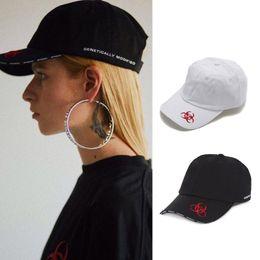 Wholesale White Rain Hat - 2017 17SS Heron Preston DSNY vetements Hat Earth CHANGE Letter Embroidery Baseball Cap buckle Baseball sport gosha Cap Hip Hop hat 888