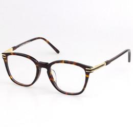 Nuovi marchi MB700s uomini d'affari joker i suoi occhiali senza montatura Elegante mezza scatola con occhiali da vista miopia occhiali cornice lunetta de vue da