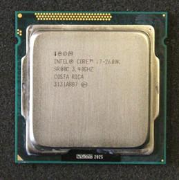 I7 lga 1155 online-Intel Core i7-2600K 3.4 GHz SR00C Vierkern-LGA 1155 CPU i7 2600K Prozessor
