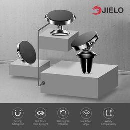 2019 anillo soporte chino Soporte para coche magnético para iPhone XS max xr Soporte para teléfono móvil Soporte para teléfono móvil Soporte para montaje en la rejilla de ventilación de aire para automóvil