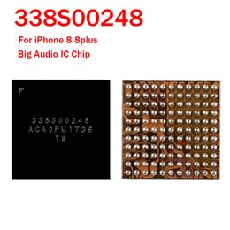 2019 telefoni cellulari importati 5 pz / lotto Originale Nuovo U4700 Big Audio Codec IC Chip 338S00248 Per iPhone 8 8G 8 P 8 Plus Ringer Processo IC Chip Assembly Parte di Riparazione A Bordo