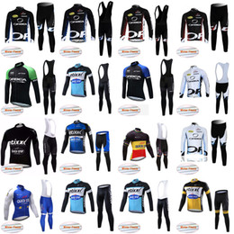 Wholesale Winter Bike Clothing - ORBEA QUICK STEP Cycling Winter Thermal Fleece jersey (bib) pants sets Breathable Mtb Bike Clothing Sportswear D1210