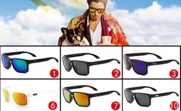 Wholesale holbrook sun - 2018 Popular 9102 HOLBROOK Cycling Glasses Summer MEN UV400 Polarized Sun Glasses Women Outdoor Driving Wind Eye Protector Sunglasses