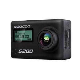 SOOCOO S200 Action Camera Ultra HD 4K NTK96660 + IMX078 avec WiFi Gryo Voice cU6 ? partir de fabricateur