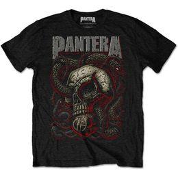 Pantera Dimebag Darrell Snakes Eye Socket Rock Offiziell Männer T-Shirt Herren ? partir de fabricateur