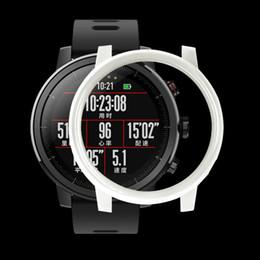 Neue Smart Uhr Protector Fall Haut-freundliche Rahmen Weiche Pc Fall Abdeckung Schützen Shell Für Xiaomi Huami Amazfit Bip Jugend Uhr Tragbare Geräte