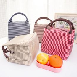 2019 boîtes à lunch pour adultes Portable Lunch Cooler Bag Isolation thermique Sacs Voyage Picnic Nourriture Lunch Box pour Femmes Enfants Adultes promotion boîtes à lunch pour adultes