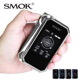 Wholesale Ergonomic Design - 100% Original SMOK G-PRIV 2 230W Touch Screen TC MOD Luxe Edition ergonomic design E-cig MODs