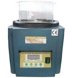 Magnético Tumbler 21cm Jewelry Pulidora Acabado Pulidora MT-P1000 desde fabricantes