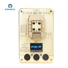 Wholesale number tests - FIXPHONE New design WL PCIE NAND Flash IC Programmer For iPhone 6S 6SP 7 7P 5SE iPad Pro Motherboard HDD Test Serial Number SN Tool