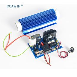 Wholesale portable ozone - 30G Silica Tube Ozone Generator Ozone Yield Adjustable with Potentiometer